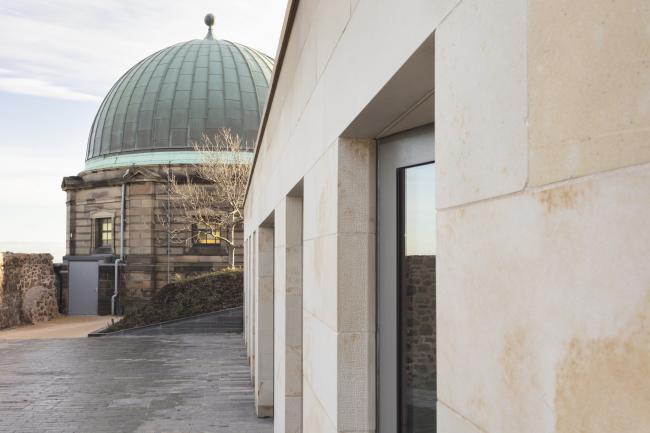 Центр современного искусства Collective на Калтон-хилл, Эдинбург.  Collective Architecture