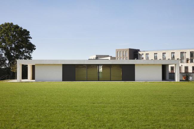 Инженерные сооружения для Кембриджского университета.  Robin Lee Architecture