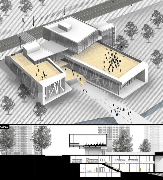 Библиотека как мультикультурный общественный центр