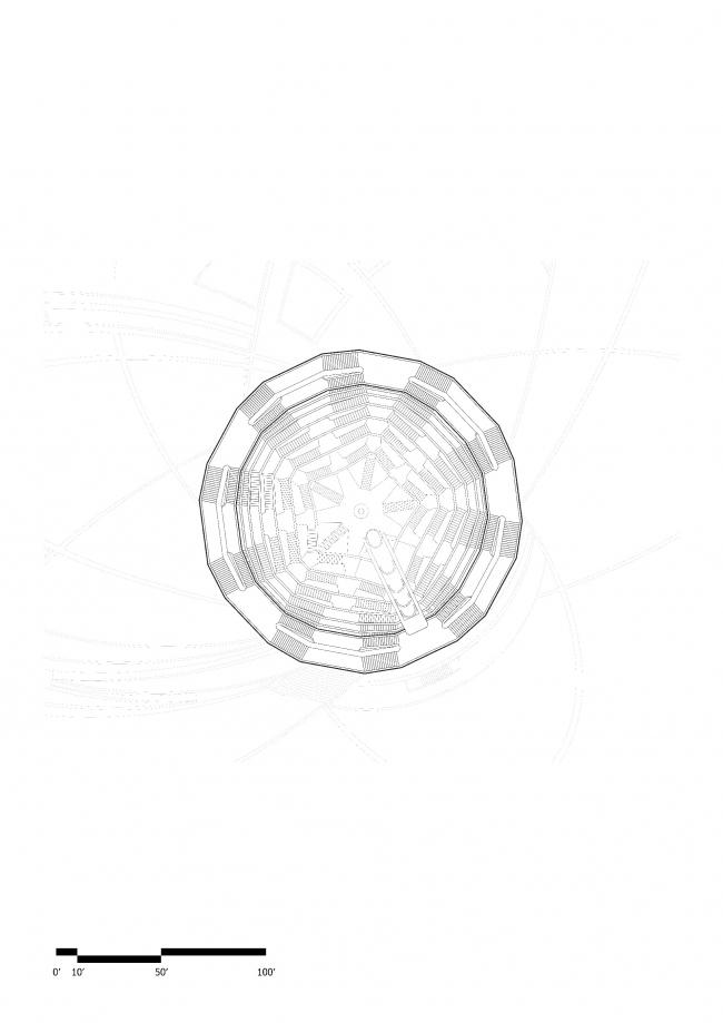Арт-объект Vessel