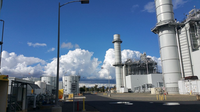 Энергетический центр Inland Empire в Калифорнии