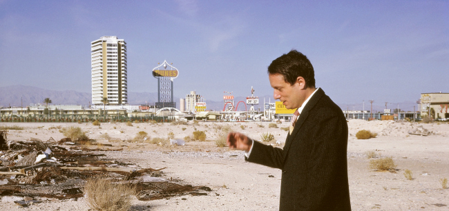 Фотография из книги Learning From Las Vegas
