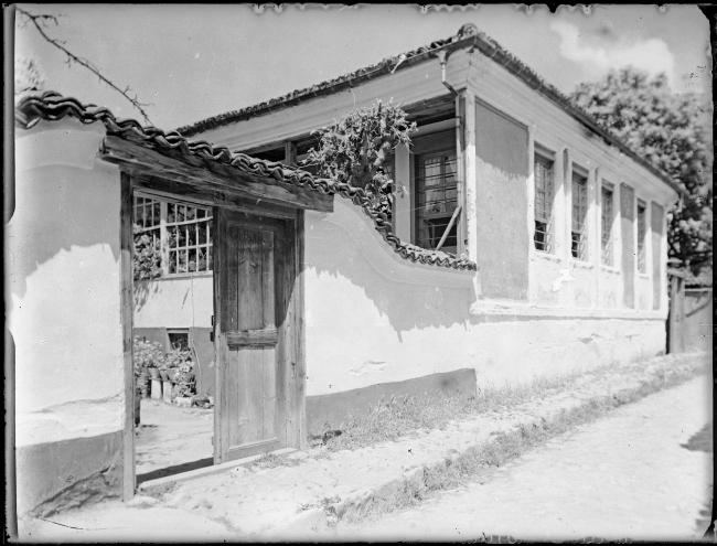 Фотография из книги LC FOTO: Le Corbusier Secret Photographer