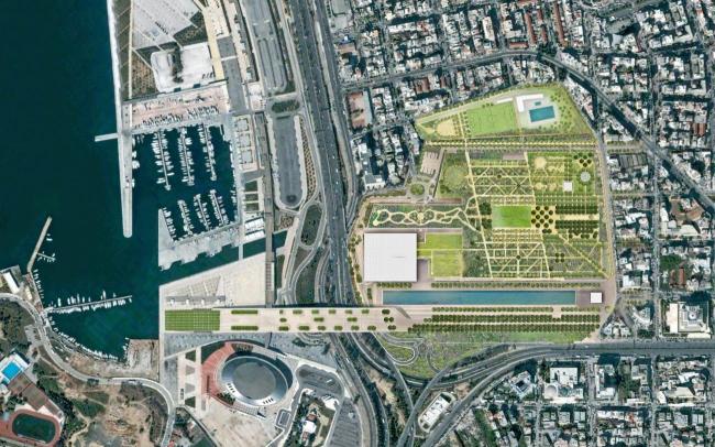 Эти 23 гектара «зеленого» пространства посреди плотно застроенного района действительно бесценны
