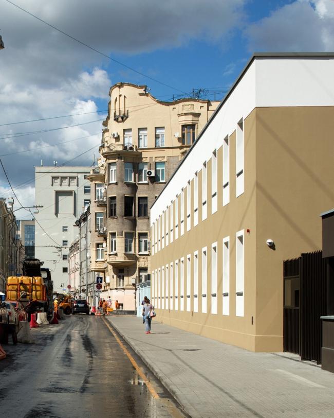 Посольство Швейцарии в России