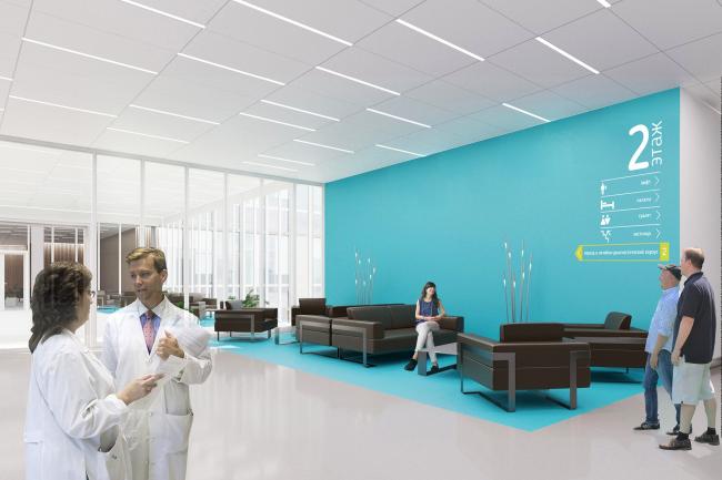 Многопрофильный медицинский центр «Новомосковский» в Коммунарке
