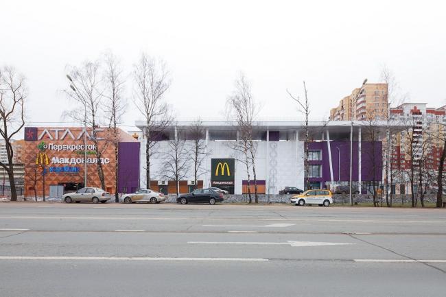 Торговый центр «Атлас», Одинцово, Кленовая ул., 1