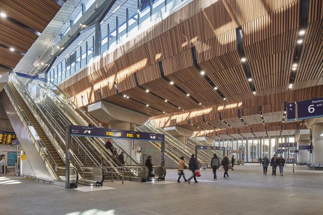 Реконструкция вокзала Лондон-бридж