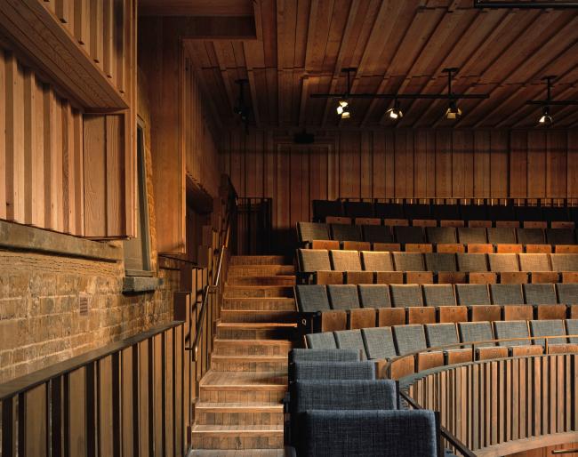 Оперный театр в имении Невилл-Холт