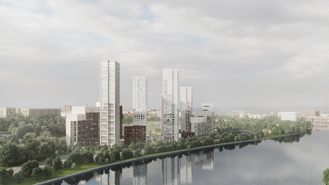 RiverSky housing complex