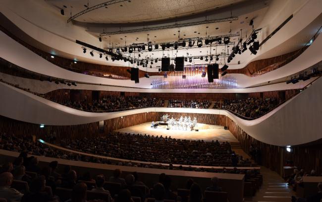Концертный зал «Зарядье».