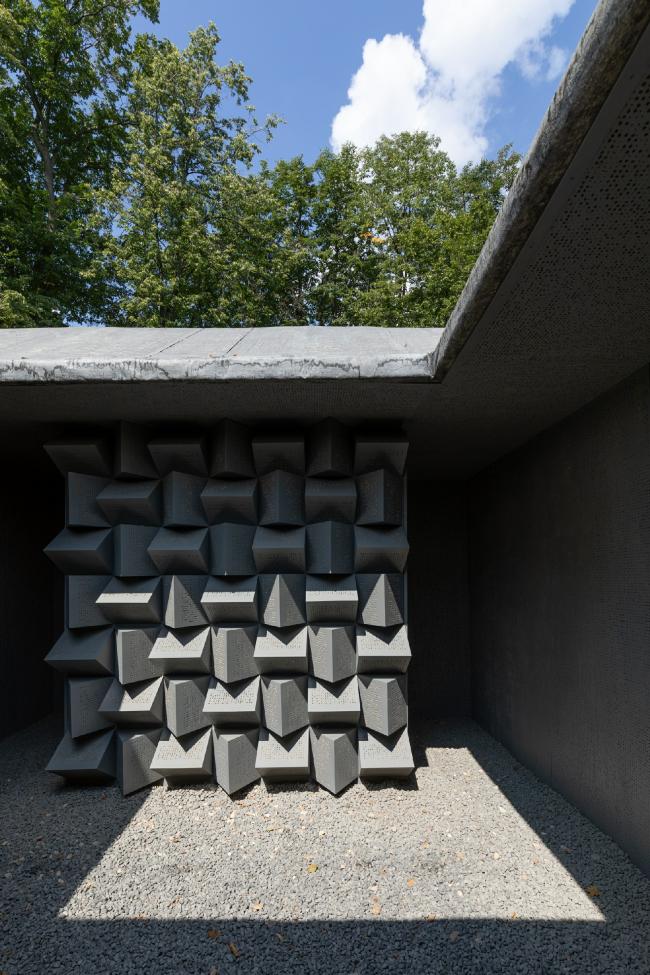 Общественное пространство «Презервация тишины». Фотография