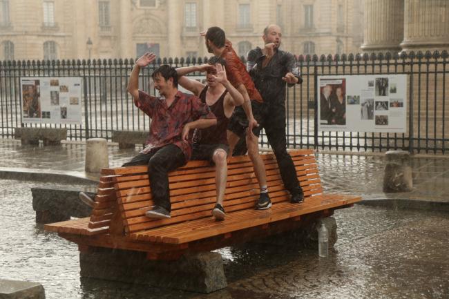 Площадь Пантеона – реконструкция. Культурные мероприятия