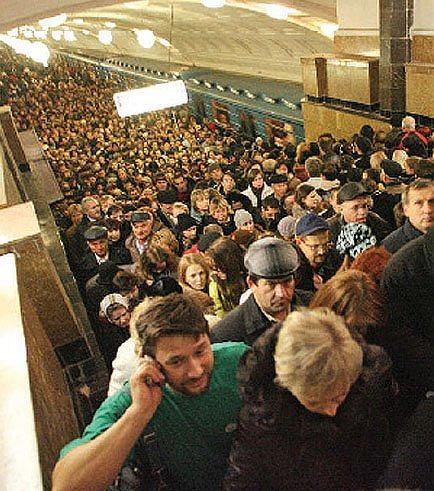 Metro © Алексей Никольский