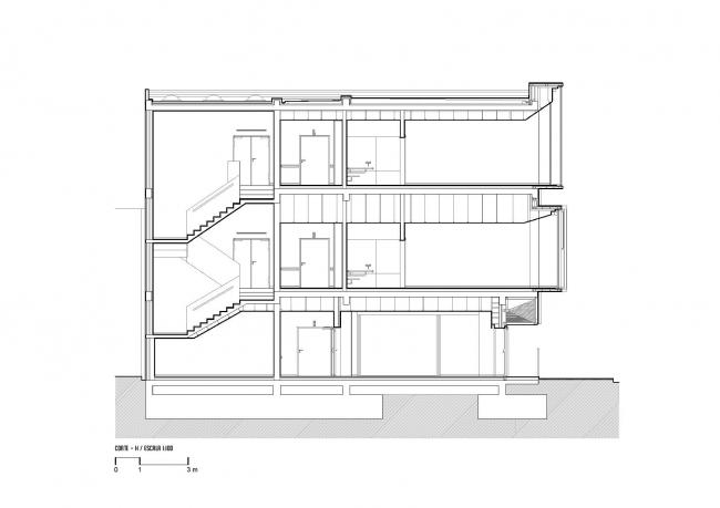 Дом престарелых Санта-Каза-ди-Мизерикордия