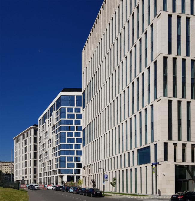 ВТБ Арена Парк: корпус 3, офисный / ТПО «Резерв»
