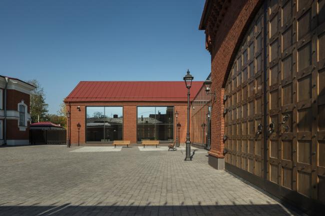 Музейно-выставочный комплекс Обуховского завода