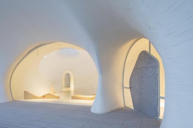 Дюнный музей искусств UCCA