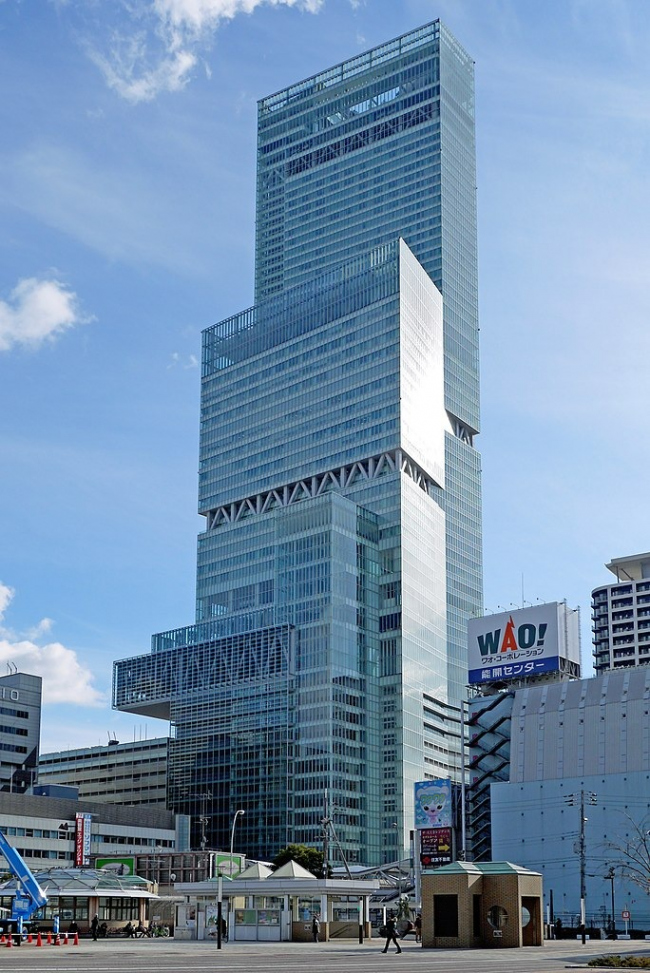 Башня Abeno Harukas