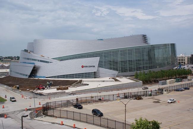 Арена BOK Center