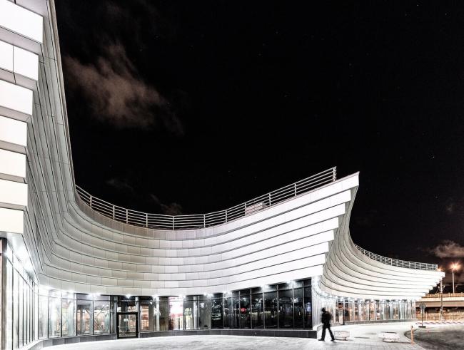 Многофункциональный коммерческий центр в Тёплом стане, 2016-2018
