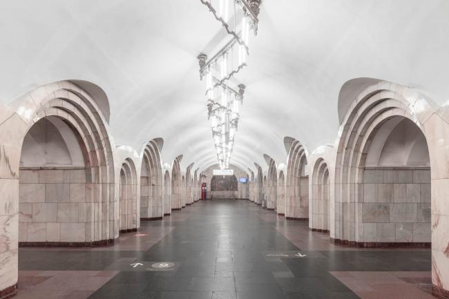 Станция метро «Добрынинская»
