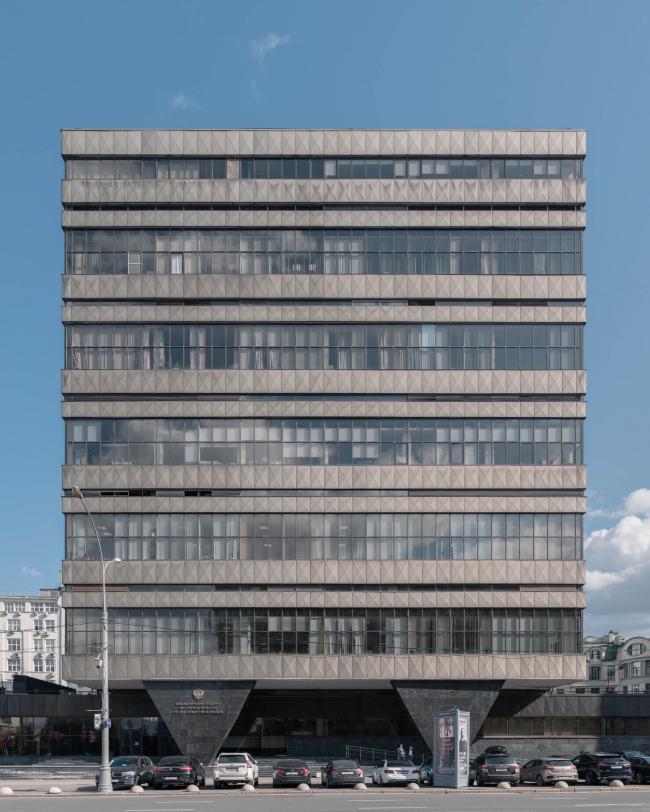 Вычислительный центр Госплана