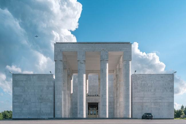Мемориальный музей В.И. Ленина в Горках