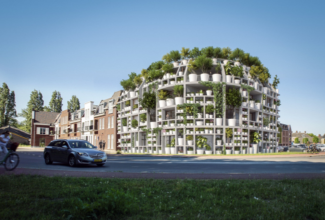 Жилой дом Green Villa