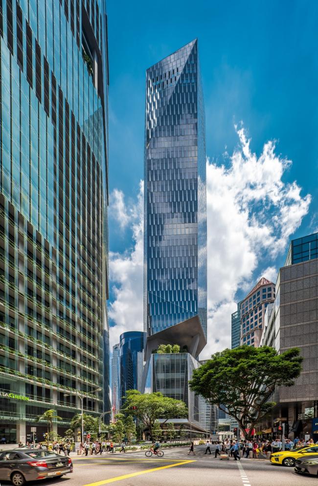 Небоскреб Robinson Tower