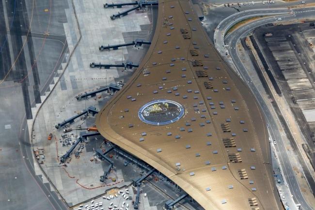 Новый терминал Аэропорта Токумен,  Панама