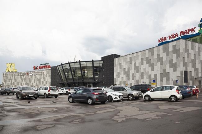 Торгово-развлекательный центр XL