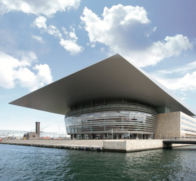 The Opera, Copenhagen, Denmark