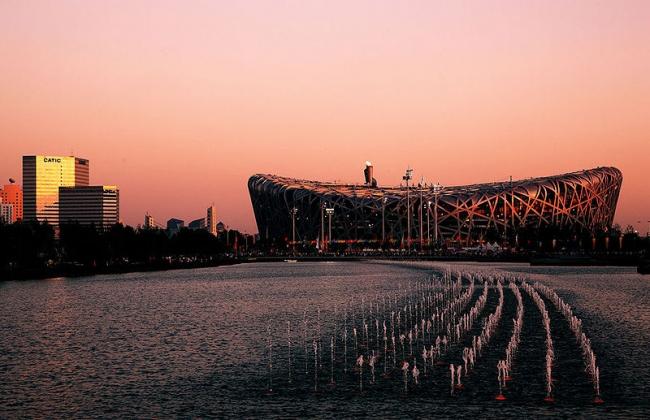 Национальный Олимпийский стадион. Фото: 老黄瓜 via Wikimedia Commons. Лицензия CC-BY-2.5-CN