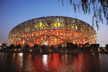 «Херцог & де Мерон». Национальный Олимпийский стадион в Пекине. 2008