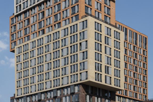 Жилой комплекс Vander Park в Москве
