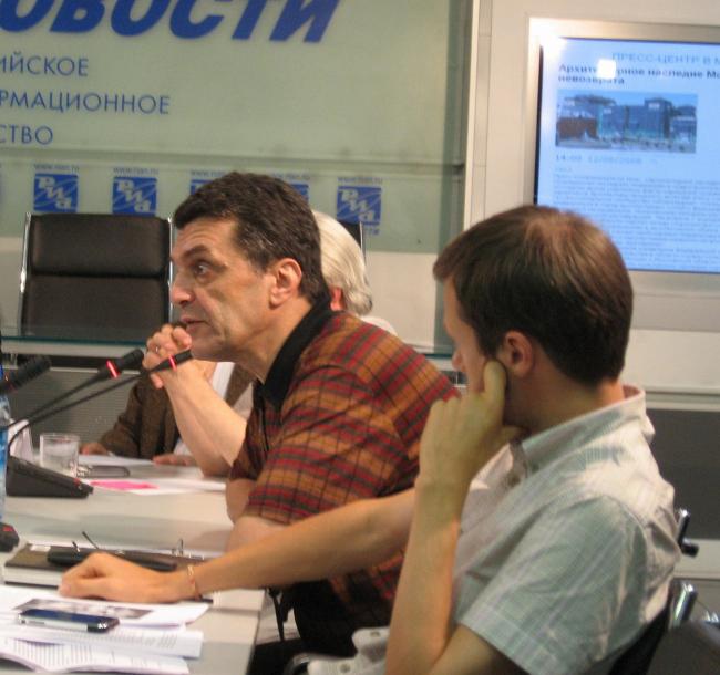 Давид Саркисян и Адриан Крупчанский