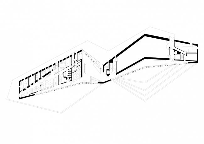 Палестинский музей. План