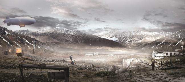 Концепция туристского кластера в селе Оймякон. Бывший лагерь ГУЛАГа