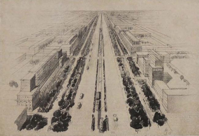 Перепланировка Ленинградского проспекта
