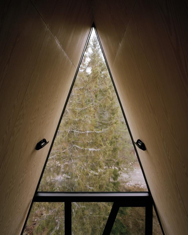 Дома в лесу PAN-cabins