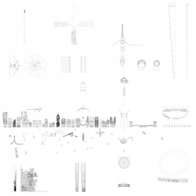«Город моей мечты», проект AT-HH