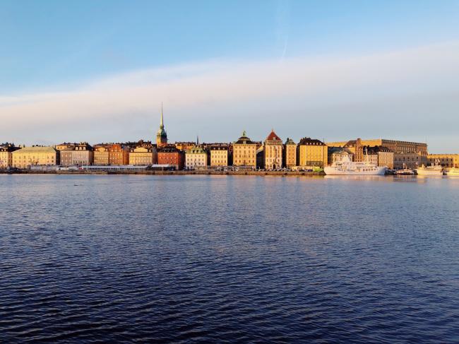 Шеппсброн в Стокгольме