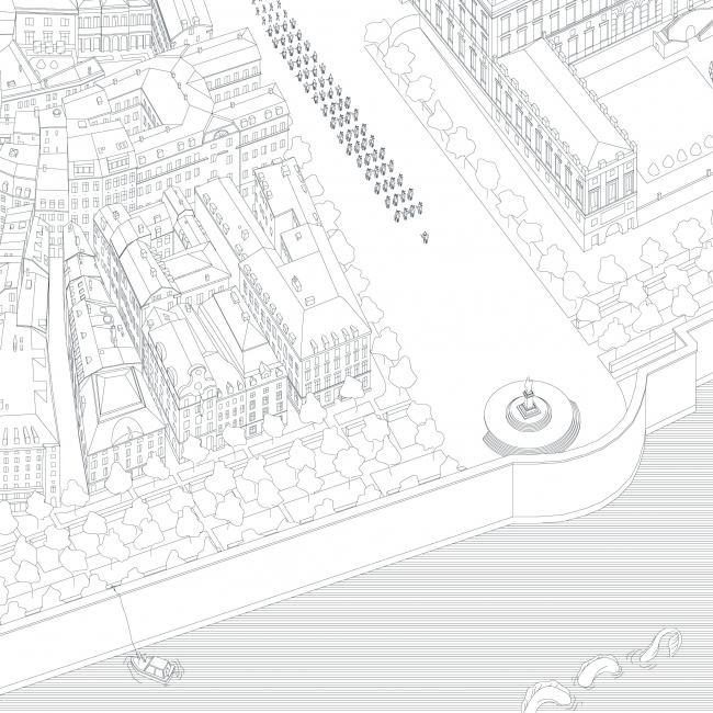 «Стена», проект Крупински/Крупинска