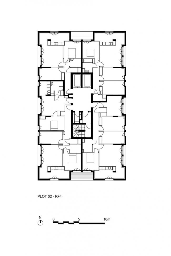 Квартал Polaris. Строение 2