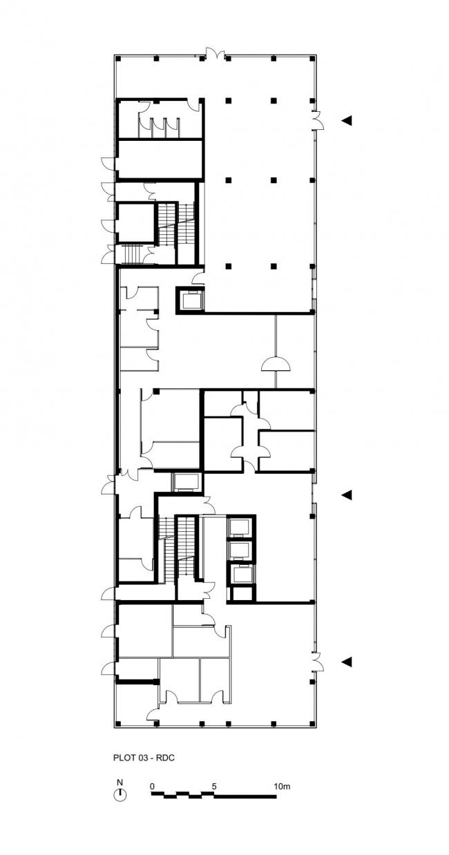 Квартал Polaris. Строение 3