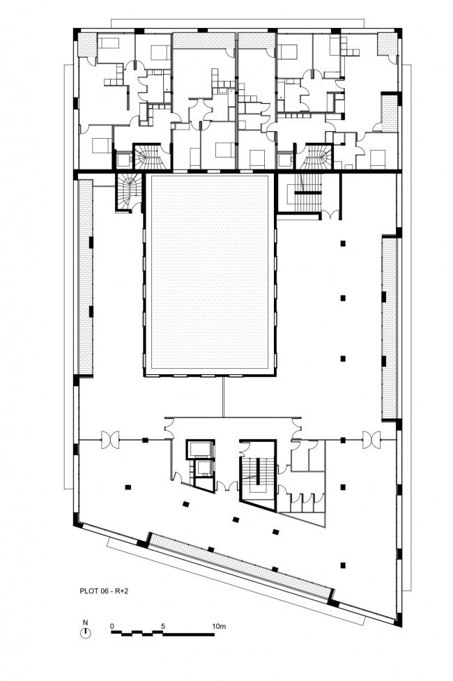 Квартал Polaris. Строение 6