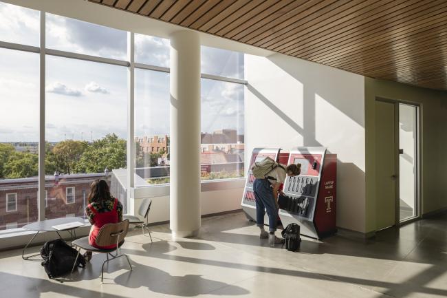 Библиотека Университета Темпл