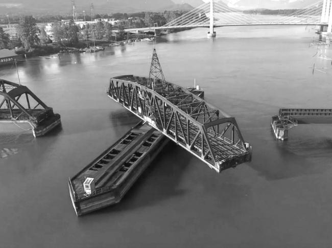 LINES REHAB. Инспирация проекта. Поворотный мост