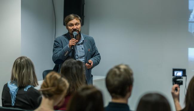 Владислав Савинкин. Зодчество′2018